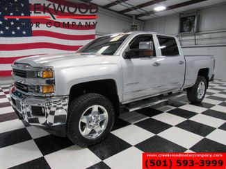 2015 Chevrolet Silverado 2500HD LTZ 4x4 Z71 Diesel New Tires Chrome 20s Nav 1Owner in Searcy, AR 72143