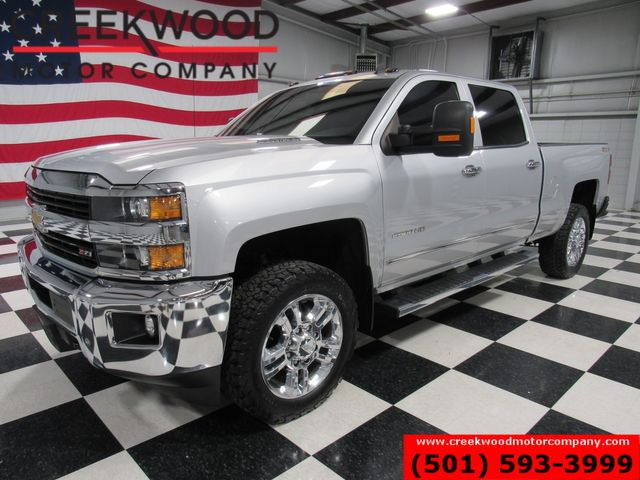 2015 Chevrolet Silverado 2500HD LTZ 4x4 Z71 Diesel Chrome 20s BFGTires Leather Nav in Searcy, AR 72143