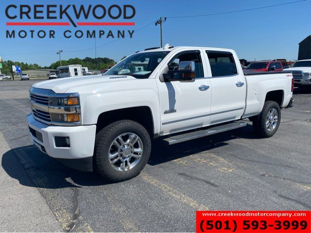 2015 Chevrolet Silverado 2500HD High Country 4x4 Duramax Diesel Allison 1 Owner in Searcy, AR 72143