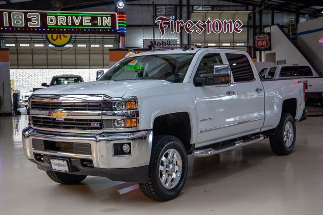 2015 Chevrolet Silverado 2500HD SRW 4x4 LTZ 4x4 in Addison, Texas 75001