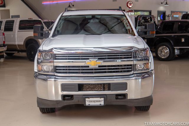 2015 Chevrolet Silverado 2500HD SRW Work Truck 4x4 in Addison, Texas 75001