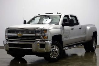 2015 Chevrolet Silverado 3500 Crew Cab 4 Wheel Drive LT Duramax Diesel in Dallas Texas, 75220