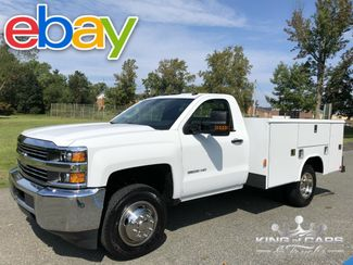 2015 Chevrolet Silverado 3500 W/T UTILITY SERVICE LOW MILES 1-OWNER in Woodbury, New Jersey 08096