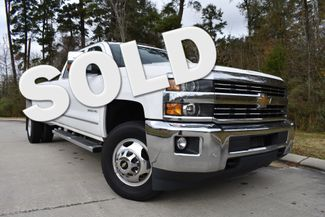 2015 Chevrolet Silverado 3500 LTZ Walker, Louisiana