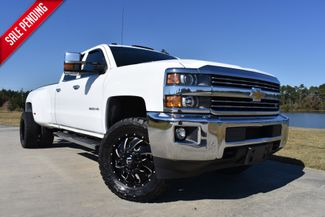 2015 Chevrolet Silverado 3500 LTZ in Walker, LA 70785