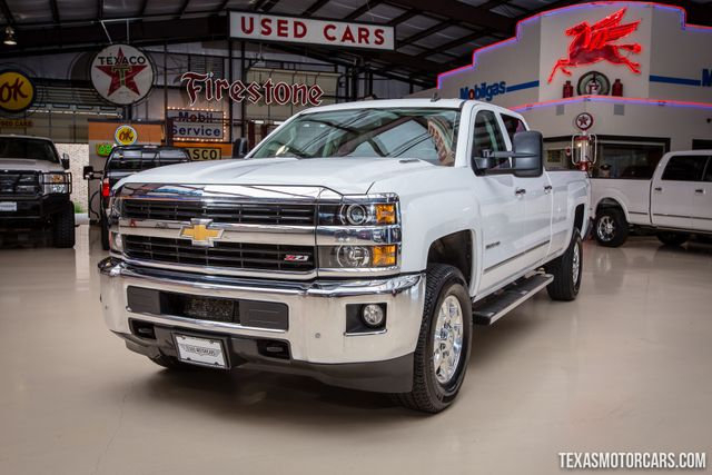 2015 Chevrolet Silverado 3500HD LTZ 4X4 in Addison Texas, 75001