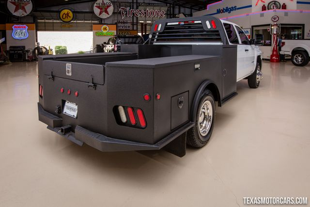 2015 Chevrolet Silverado 3500HD Flatbed 4x4 in Addison Texas, 75001