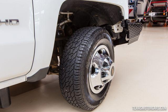 2015 Chevrolet Silverado 3500HD Flatbed Dually in Addison Texas, 75001