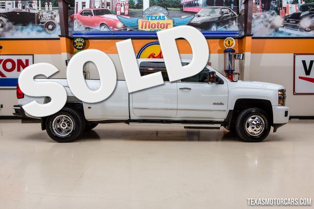 2015 Chevrolet Silverado 3500HD High Country 4X4