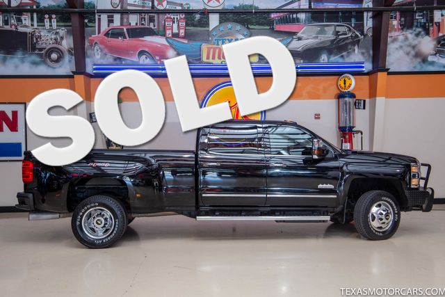 2015 Chevrolet Silverado 3500HD DRW High Country 4x4 in Addison, Texas 75001