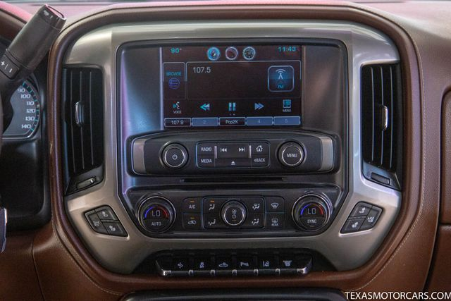 2015 Chevrolet Silverado 3500HD DRW High Country 4x4 in Addison, Texas 75001
