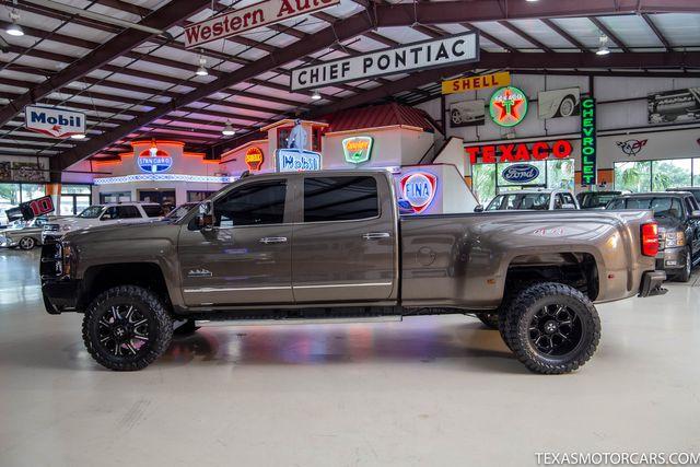2015 Chevrolet Silverado 3500HD High Country DRW 4x4 in Addison, Texas 75001