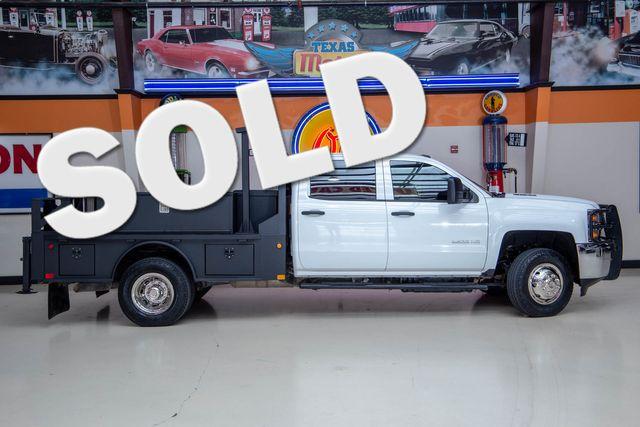 2015 Chevrolet Silverado 3500HD Work Truck 4x4 in Addison, Texas 75001