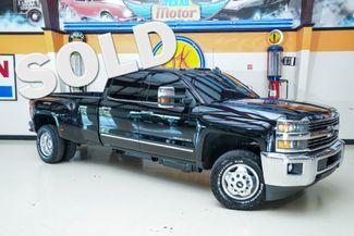 2015 Chevrolet Silverado 3500HD LTZ DRW 4x4 in Plano, TX 75075