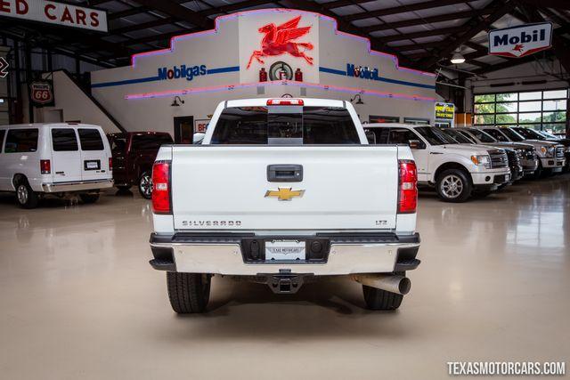 2015 Chevrolet Silverado 3500HD Built After Aug 14 LTZ 4X4 in Addison Texas, 75001