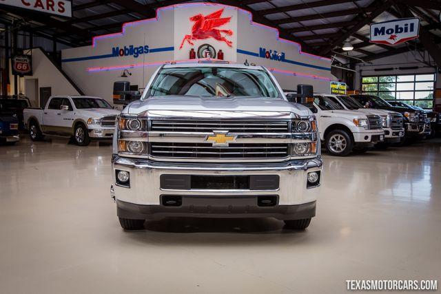 2015 Chevrolet Silverado 3500HD Built After Aug 14 LT 4X4 Dually in Addison Texas, 75001
