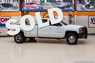 2015 Chevrolet Silverado 3500HD LT 4X4 in Addison Texas, 75001