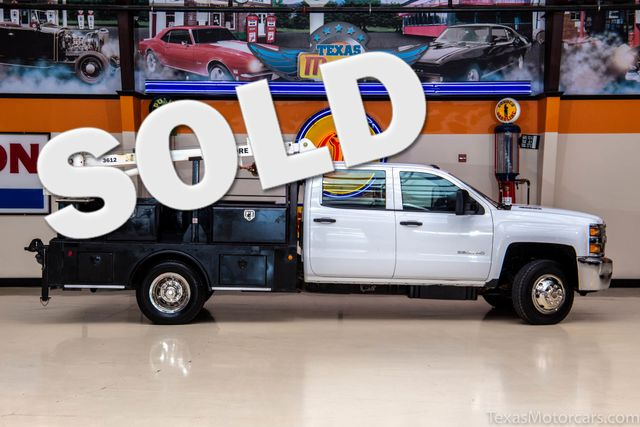 2015 Chevrolet Silverado 3500HD Built After Aug 14 Work Truck 4x4
