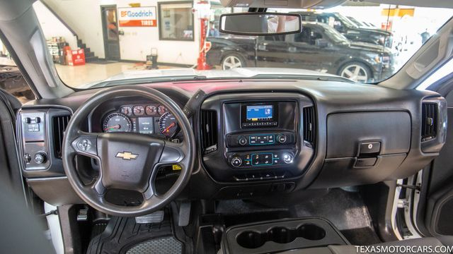 2015 Chevrolet Silverado 3500HD Built After Aug 14 Work Truck 4x4 in Addison, Texas 75001