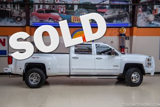 2015 Chevrolet Silverado 3500HD Built After Aug 14 High Country in Addison, Texas 75001