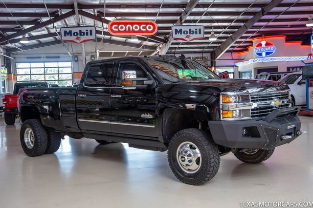 2015 Chevrolet Silverado 3500HD Built After Aug 14 High Country 4x4 in Addison, Texas 75001