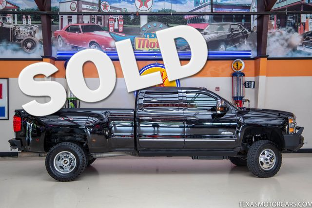 2015 Chevrolet Silverado 3500HD Built After Aug 14 High Country 4x4