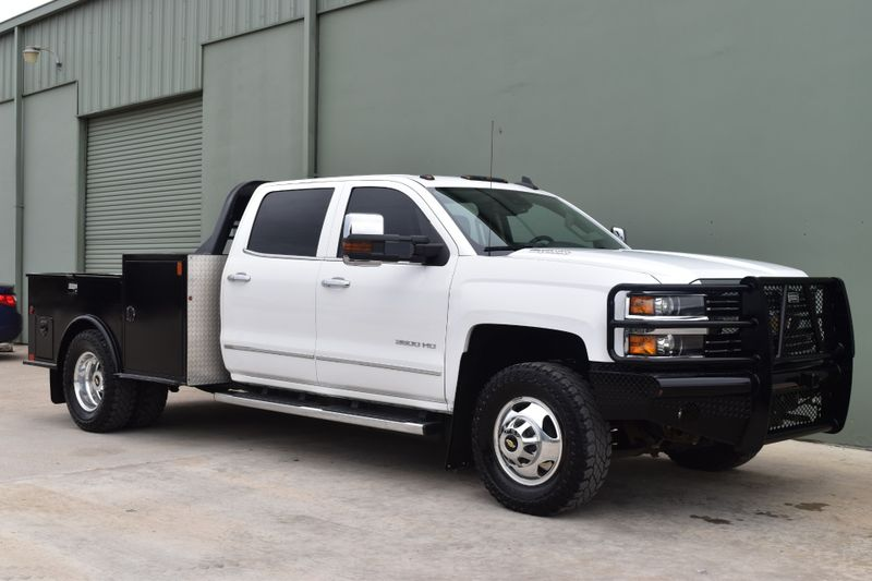 2015 Chevrolet Silverado 3500HD  LTZ | Arlington, TX | Lone Star Auto Brokers, LLC