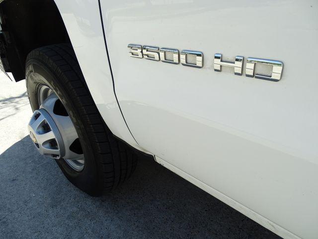 2015 Chevrolet Silverado 3500HD Flat Bed Work Truck Corpus Christi, Texas 9