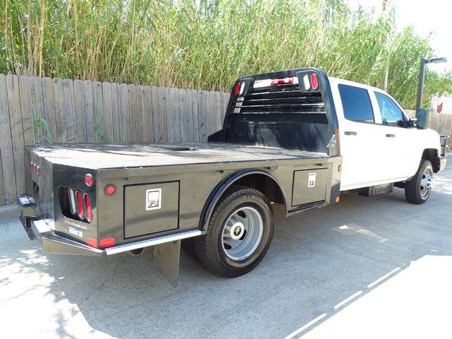 2015 Chevrolet Silverado 3500HD Flat Bed Work Truck Corpus Christi, Texas 3