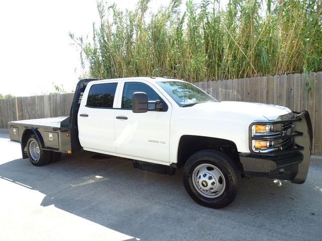 2015 Chevrolet Silverado 3500HD Flat Bed Work Truck Corpus Christi, Texas 1