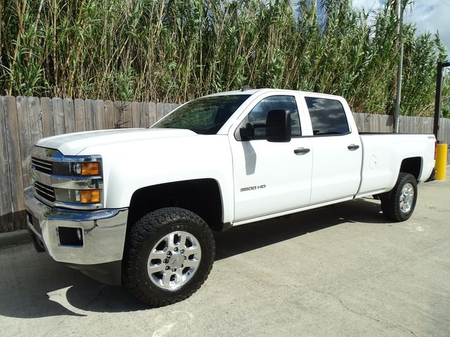 2015 Chevrolet Silverado 3500HD Built After Aug 14 LT Corpus Christi, Texas 0