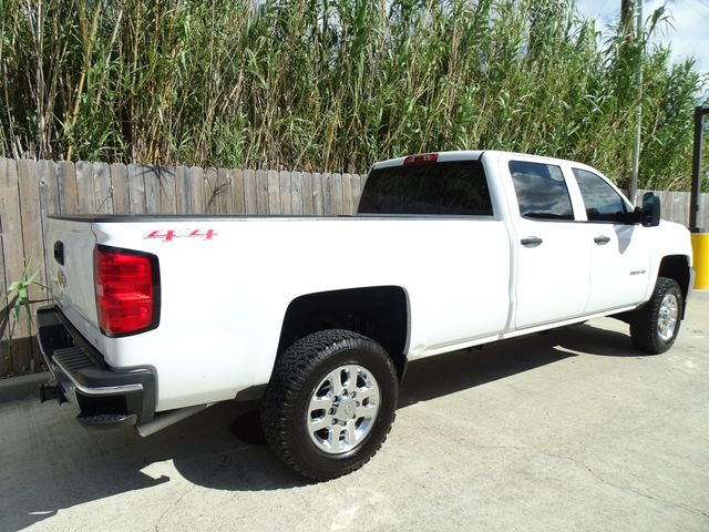 2015 Chevrolet Silverado 3500HD Built After Aug 14 LT Corpus Christi, Texas 3