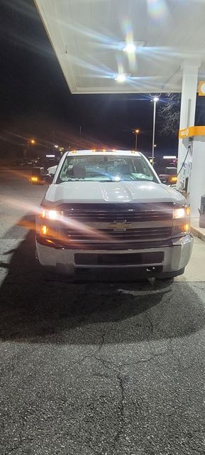 2015 Chevrolet Silverado 3500HD Built After Aug 14 Work Truck