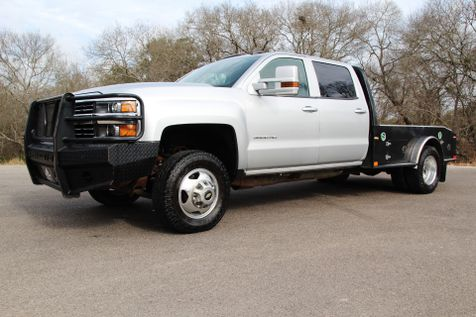 2015 Chevrolet Silverado 3500HD LT - Flatbed in Liberty Hill , TX