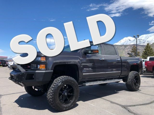 2015 Chevrolet Silverado 3500HD Built After Aug 14 LTZ LINDON, UT