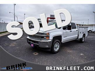 2015 Chevrolet Silverado 3500HD Built After Aug 14 Work Truck | Lubbock, TX | Brink Fleet in Lubbock TX