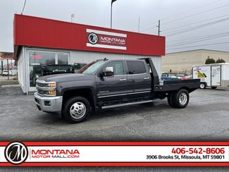 2015 Chevrolet Silverado 3500HD Built After Aug 14 LTZ in Missoula, MT 59801