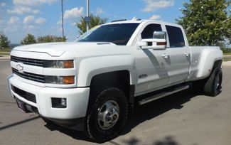 2015 Chevrolet Silverado 3500HD Built After Aug 14 High Country in New Braunfels, TX 78130