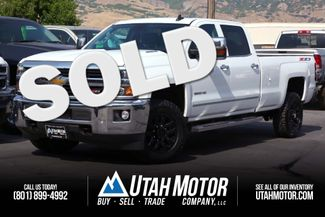 2015 Chevrolet Silverado 3500HD Built After Aug 14 LTZ | Orem, Utah | Utah Motor Company in  Utah