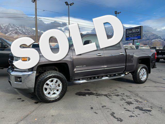 2015 Chevrolet Silverado 3500HD Built After Aug 14 LTZ | Orem, Utah | Utah Motor Company in  Utah
