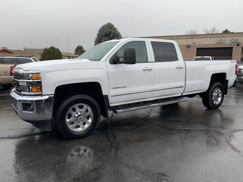 2015 Chevrolet Silverado 3500HD Built After Aug 14 LTZ | Orem, Utah | Utah Motor Company in Orem Utah