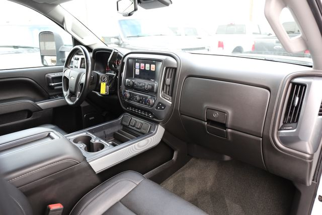 2015 Chevrolet Silverado 3500HD Built After Aug 14 LTZ in Orem, Utah 84057
