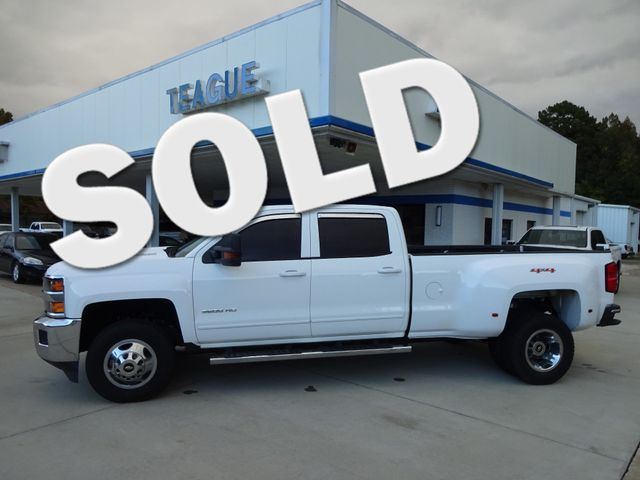 2015 Chevrolet Silverado 3500HD Built After Aug 14 LT Sheridan, Arkansas