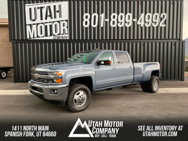 2015 Chevrolet Silverado 3500HD Built After Aug 14 LTZ in Spanish Fork, UT 84660