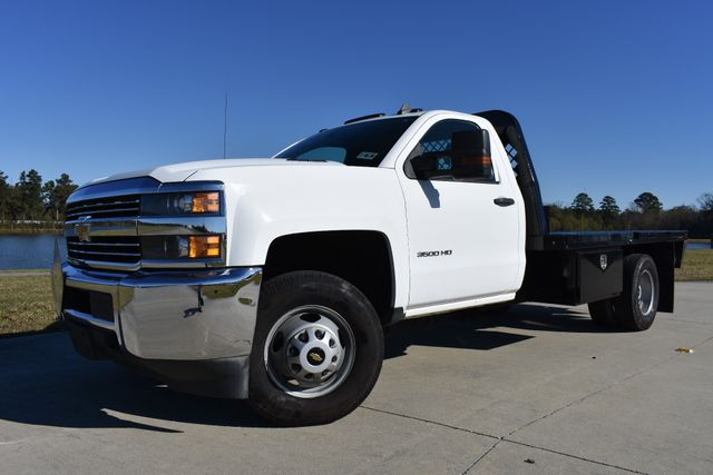 2015 Chevrolet Silverado 3500HD Built After Aug 14 Work Truck Walker, Louisiana 10