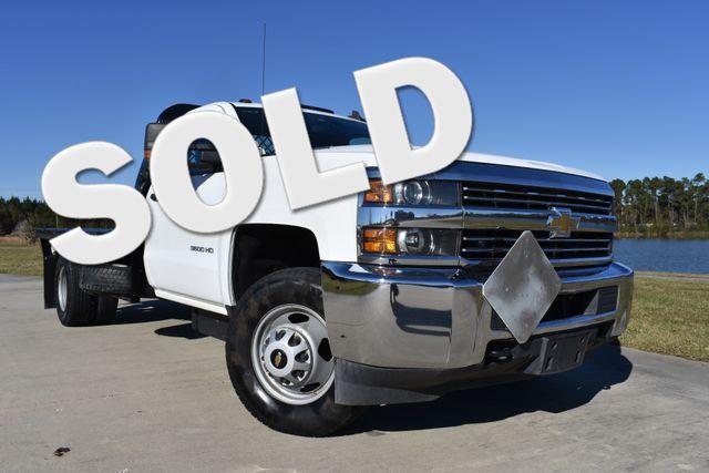 2015 Chevrolet Silverado 3500HD Built After Aug 14 Work Truck Walker, Louisiana