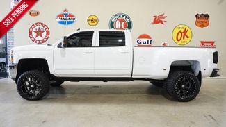 2015 Chevrolet Silverado 3500HD DRW LT 4X4 DIESEL,LIFTED,NAV,22IN WHLS,31K! in Carrollton TX, 75006