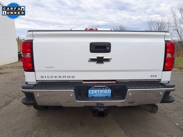 2015 Chevrolet Silverado 3500HD LTZ Madison, NC 3