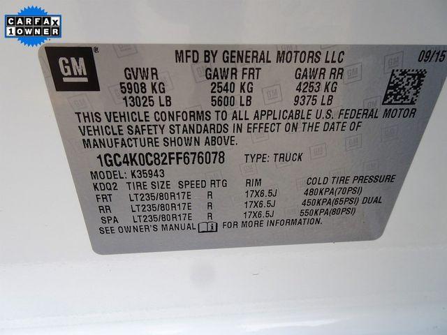 2015 Chevrolet Silverado 3500HD LTZ Madison, NC 58