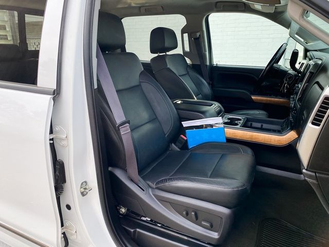 2015 Chevrolet Silverado 3500HD LTZ Madison, NC 15